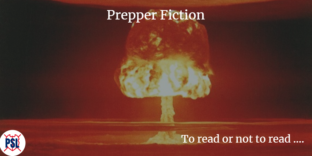 Prepper Fiction Not Just Entertainment
